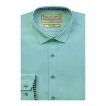 Рубашка для мальчика, арт. Aquarius 844 slim, возраст от 6 до 15 лет