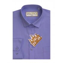 Рубашка для мальчика, арт. Lily classic, возраст от 6 до 15 лет