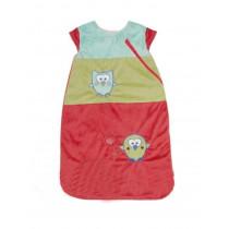 Спальный мешок для девочки, арт.NB105v , возраст от 0 до 18 месяцев