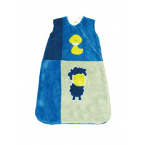 Спальный мешок для мальчика, арт.NB114p , возраст от 0 до 18 месяцев