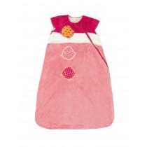 Спальный мешок для девочки, арт.NB115p , возраст от 0 до 18 месяцев