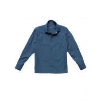 Рубашка для мальчика Джинс, арт. OR7-22-1, возраст от 8 до 14 лет