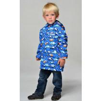 """Куртка Машины"""" для мальчика, арт. V126к-17, возраст от 1 до 4 лет"""""""