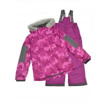 Комплект детский (куртка+полукомбинезон), арт. VH271 D1, возраст от 4 до 12 лет