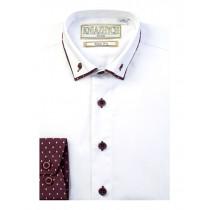 Рубашка для мальчика, арт. Vivat slim, возраст от 6 до 15 лет