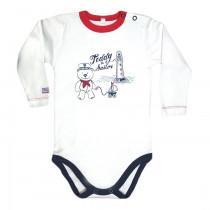 Боди-футболка детская, арт. X111-10, возраст 12 месяцев