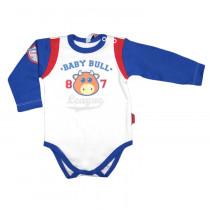 Боди-футболка детская, арт. X114-05, возраст 3 месяцев
