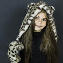 леопардовый