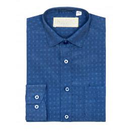 Рубашка для мальчика, арт. Cortes 7 classik, возраст от 6 до 15 лет