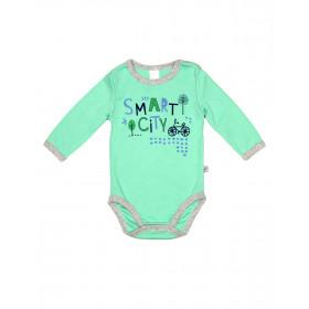 Боди-футболка для мальчика, арт. 102381, возраст от 6 до 18 месяцев