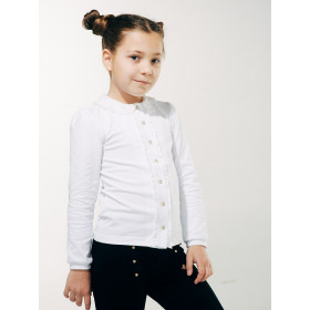 Блуза для девочки, арт. 114604, возраст от 11 до 14 лет