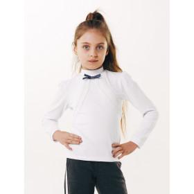 Блуза для девочки длинный рукав, арт. 114644 возраст от 6 до 10 лет