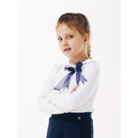 Блуза для девочки длинный рукав, арт. 114646 возраст от 6 до 10 лет