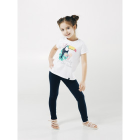 Лосины для девочки, арт. 115334, возраст от 7 до 10 лет