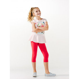 Лосины для  девочки, арт. 115365, возраст от 2 до 6 лет