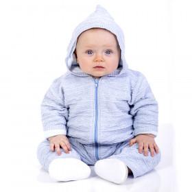 Комбинезон для новорожденного, арт. 15361000, возраст от 0 до 9 месяцев