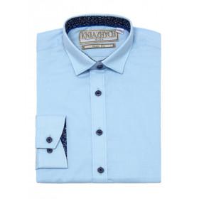 Рубашка для мальчика, арт. 967_924 slim, возраст от 6 до 15 лет