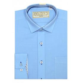 Рубашка для мальчика, арт. Alyska,  возраст от 6 до 15 лет