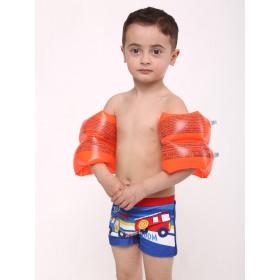 Плавки-шорты для мальчика, арт. Fireman, возраст от 2 до 5 лет