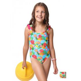 Купальник сплошной, арт. Pineapple small 1psc, возраст от 2 до 6 лет