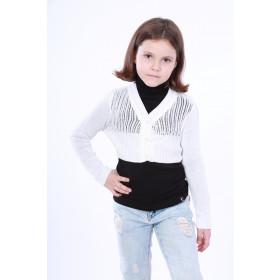 Кофта для девочки арт. КД214, возраст от 8 до 10 лет