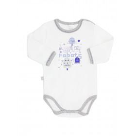 Боди-футболка для мальчика, арт. 102449, возраст от 6 до 18 месяцев