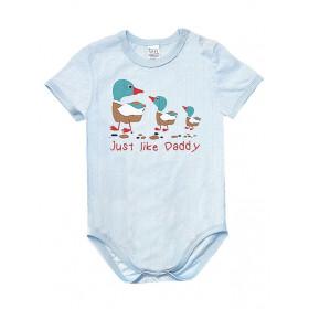 Боді-футболка к.р. дитяча, арт.102688, від 6 до 18 місяців