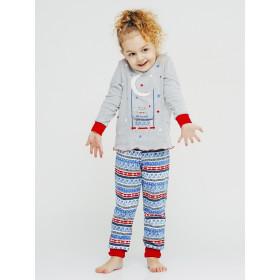 Пижама для девочки, арт. 104243, возраст от 2 до 3 лет