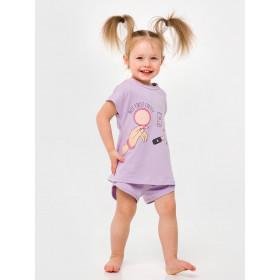 Піжама для дівчинки, арт.104819, від 2 до 6 років
