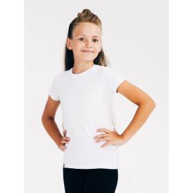 Футболка для  девочки, арт. 110539, возраст от 2 до 6 лет