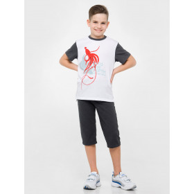 Бриджі для хлопчика, арт.112337, від 7 до 10 років