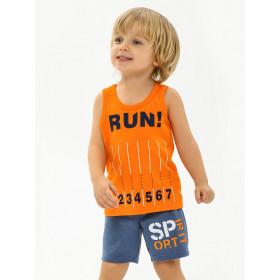 Комплект (майка+шорти) для хлопчика, арт.113271, від 2 до 6 років