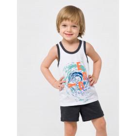 Комплект для хлопчика (майка+шорти), арт.113281, від 2 до 7 років