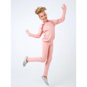 Свитшот для девочки, арт.116427, возраст от 7 до 10 лет