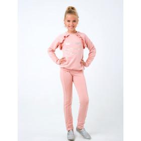 Комплект для девочки (свитшот+брюки), арт.117426, возраст от 2 до 6 лет