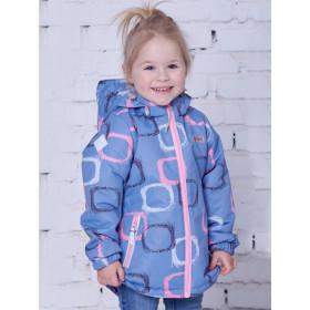 Куртка для дівчинки, арт.AVG-134, від 3 до 7 років