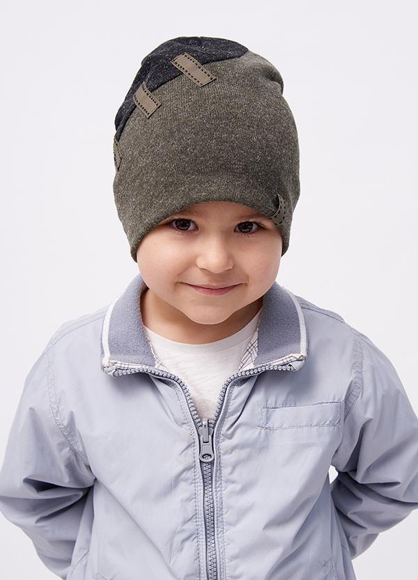 Шапка для мальчика, арт. Денни, возраст от 1,5 до 3 лет